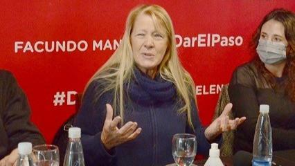 Margarita Stolbizer visitará hoy nuestra ciudad