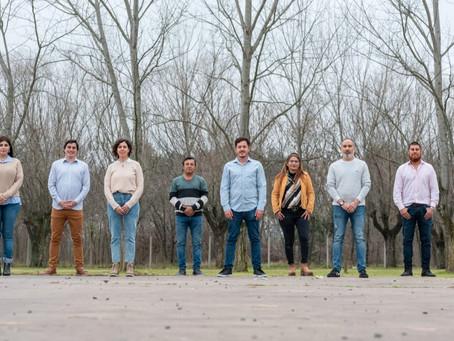 """Alejo Sarna: """"Somos una generación que viene a transformar la ciudad"""""""