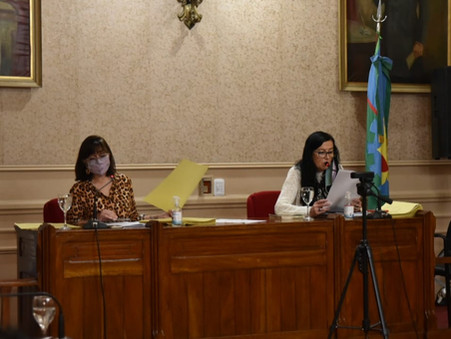 El HCD aprobó la creación de una línea de escucha y contención ante casos de violencia de género