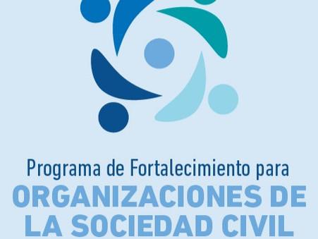 EDEN lanza el primer Programa de Fortalecimiento para grupos que realizan acciones sociales