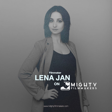 "Filmmaker Lena Jan on ""Mighty Profile Stories"""