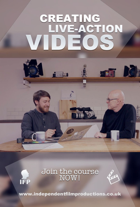 Creating Live-Action Videos [Online Film School]