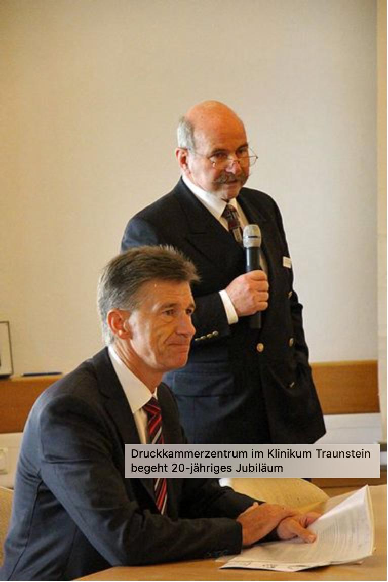Pressesprechung Traunstein Druckkammer