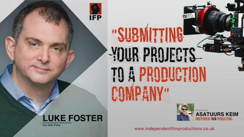 Submitting your script to a production company