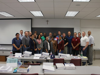 2015 PMI Veterans Class