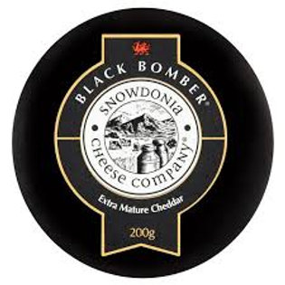Snowdonia'Black Bomber' Extra Mature Cheese (200g)