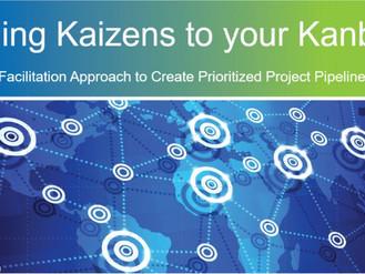 Adding Kaizen to your Kanban @ASQDallas