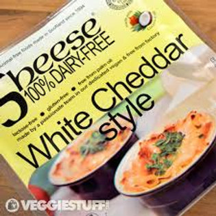 Cheese VEGAN White Cheddar Style Cheese (200g)