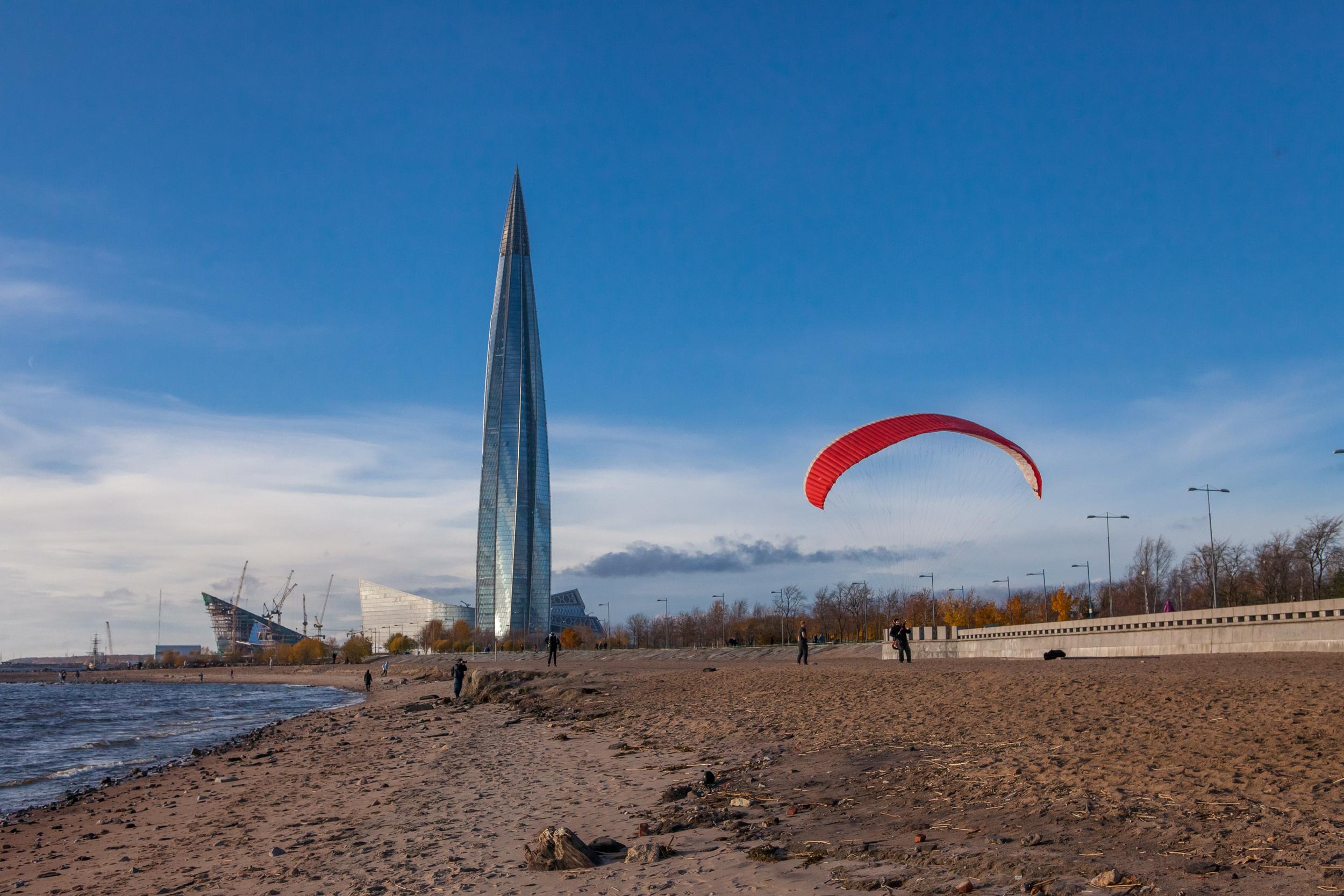 Visite insolite St-Petersbourg