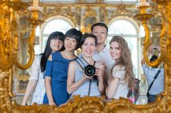 Catherine Palace-Golden Hall