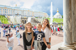 Grand Palace and Grand Cascade