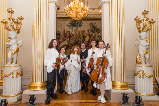 Baroque Music Copyright Natalia Dubovik