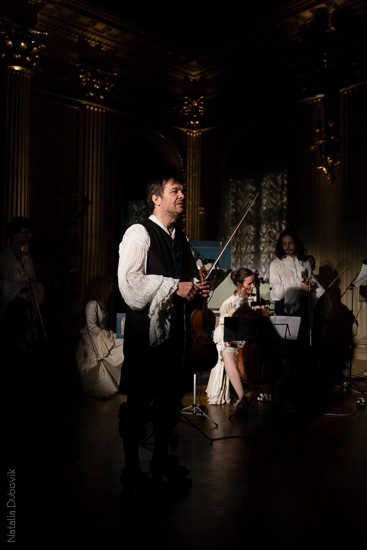 Baroque Music Copyright Natalia Dubovik