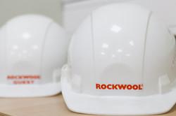 Окрытие новой линии Rockwool
