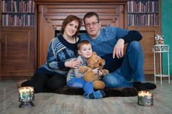 Семейные фотосессии