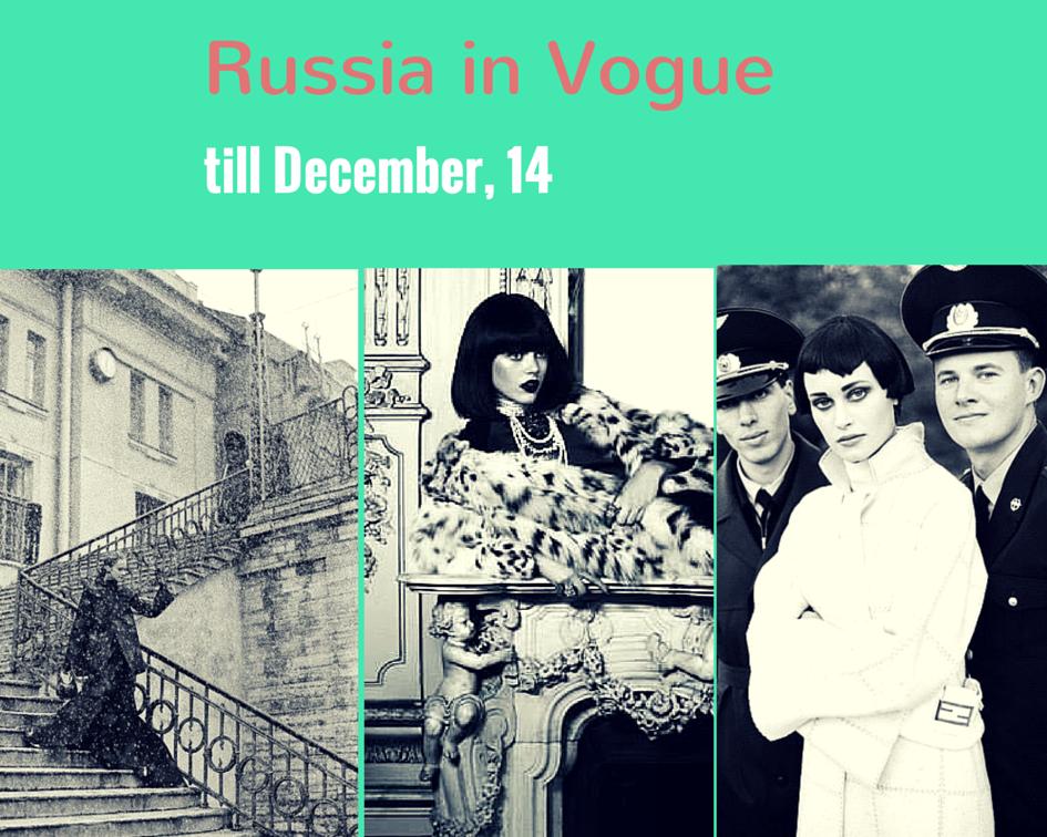 Vogue in Russia