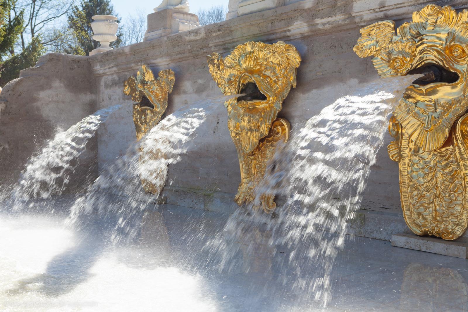 Peterhof tour