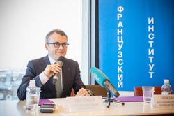 Francophonie press-conference
