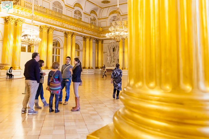 Hermitage Golden Hall