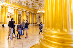 Hermitage Golden Hall