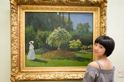 With Monet