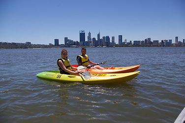 Couple single kayaking at Funcats .jpeg