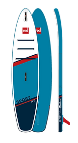 11'0″ SPORT TOURING PADDLE BOARD PACKAGE