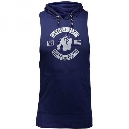 Lawrence Hooded Tank