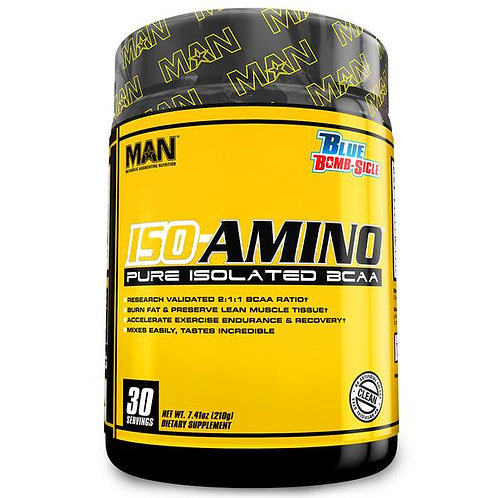 MAN SPORTS ISO-AMINO 30 SERVINGS