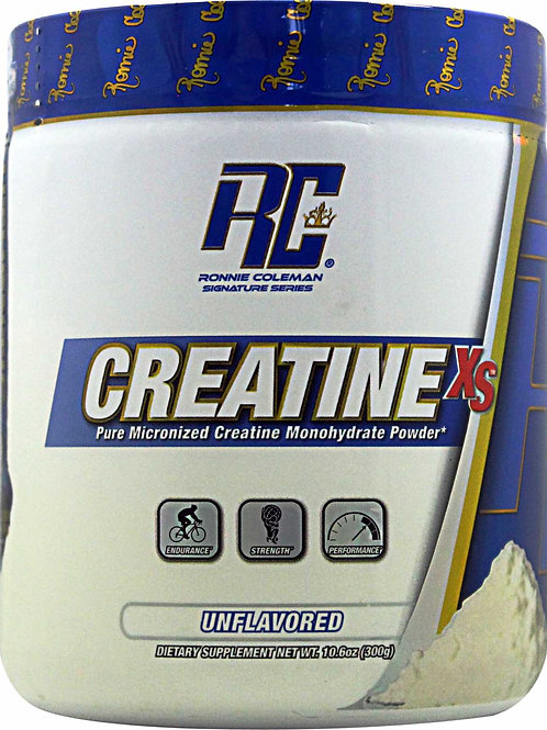 RC CREATINE XS 400 scoops