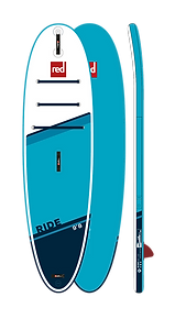 9'8″ RIDE MSL INFLATABLE PADDLE BOARD PACKAGE