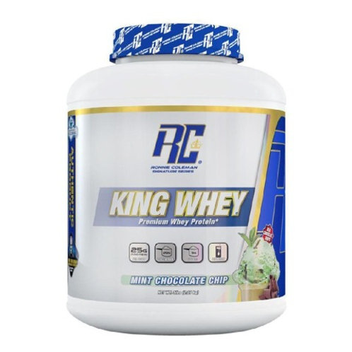 King Whey Mint Chocolate Chip