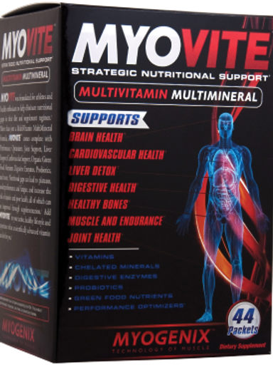 MYOVITE MULTIVITAMIN