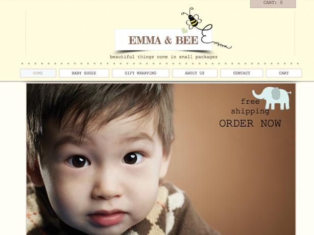 Emma and Bee