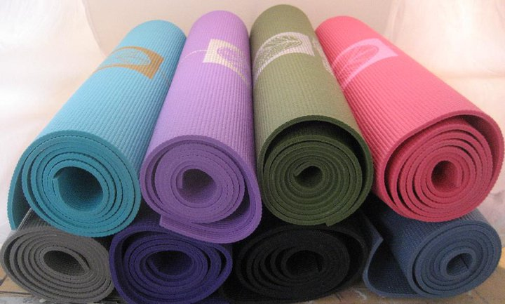 Yoga Mat 1/4, $50.