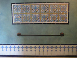 Hand-painted Wall Finish