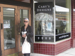 Cary Store Front