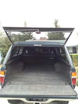 1994, Toyota Pickup 4x4