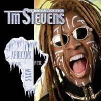 TM STEVENS AFRICANS IN THE SNOW