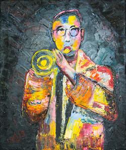 Der Jazzmusiker