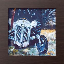 Traktor in Rente