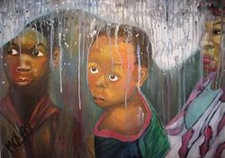 Furcht – Kongolesische Flüchtlinge