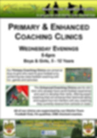 Primary & Enhanced Coaching Clinics A5.j