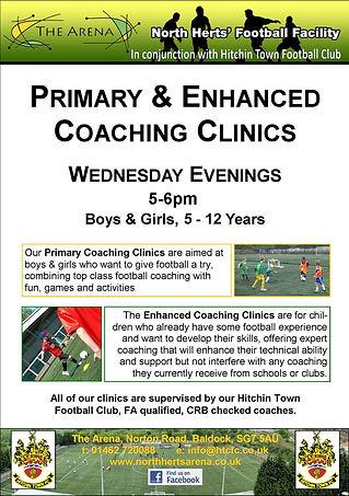 Primary & Enhanced Coaching Clinics A5.j