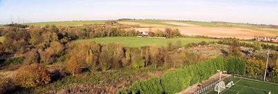 Baldock, countryside
