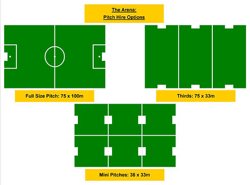 Pitch Hire, 3G Pitch, Artificial Pitch