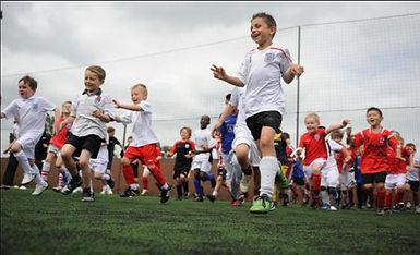 Football, training, disability football