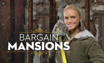 HGTV's Bargain Mansions TV Show