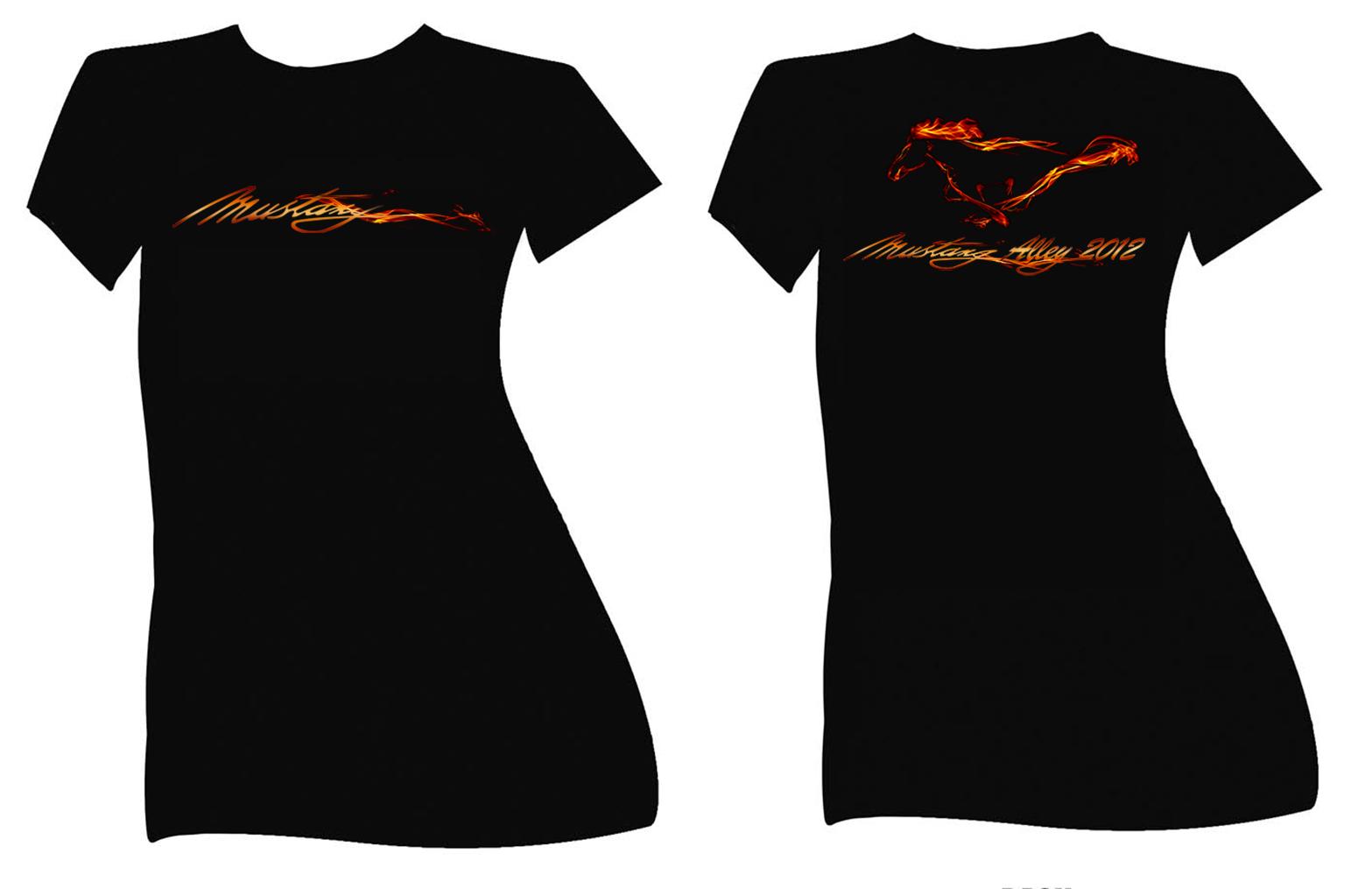 Event T-Shirt Logo Design