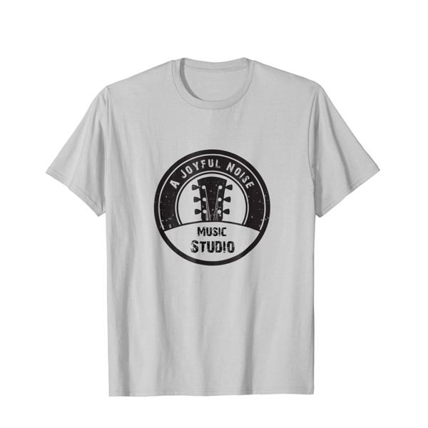 Logo w/ Guitar T-Shirt